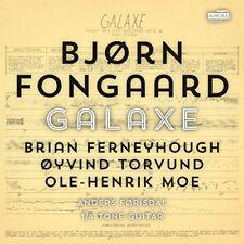 Eirik Raude and Hakon Stene Anders Førisdal - Bjørn Fongaard: Galaxe [CD]