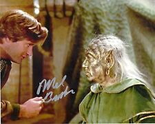 MEL BROOKS 'SPACEBALLS' YOGURT/PRESIDNET SKROOB SIGNED 8X10 PICTURE *COA 2