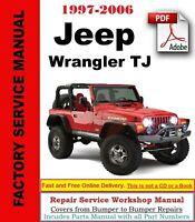 1987 1988 Jeep Wrangler and YJ Repair Shop Manual Laredo S Sahara Service Book