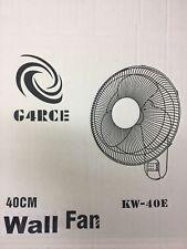 40.6cm SUPPORT MURAL VENTILATEUR Télécommande 3 vitesses oscillent Hydroponics