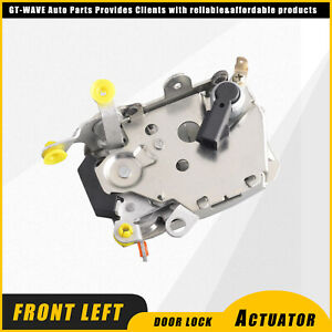 Front Left Door Latch Assembly For 91-03 Ford Explorer Sport Mercury Mountaineer