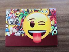 Schweiz, Markenheft/Stamp booklet Emoji Ersttagstempel/canceled first day