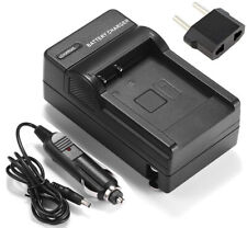 Battery Charger For Canon PowerShot SX400IS, SX410IS, SX420IS, SX430IS Camera