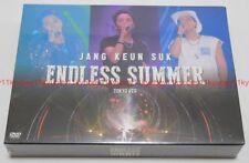 New JANG KEUN SUK ENDLESS SUMMER 2016 TOKYO ver. 2 DVD CD Japan F/S POBD-21029