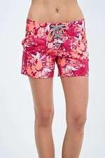 Volcom Beach Shorts - Pink - Large - RRP £35 - New