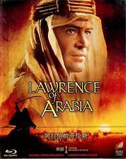 Lawrence of Arabia Limited Edition DigiBook w/J-Card (Region A, B & C China Imp)