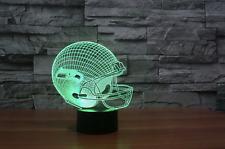 NFL Seattle Seahawks Fanartikel Football Tischlampe LED Nachtlicht  Weihnachten