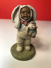 """All God's Children"", Martha Holcombe Figurine Artwork, 'Bootsie', #76, (1989)"