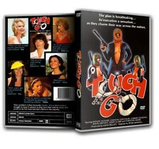 TOUCH AND GO - Wendy Hughes Chantal Conturi, Carmen Duncan *Oz caper* [1980] DVD