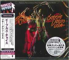 PEOPLE'S Choice-Boogie Down U.S.A.-japan CD Ltd / Ed B63