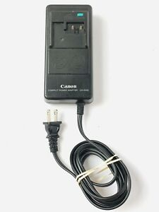 OEM Genuine CANON CA-R300A Battery Charger Compact Power Supply Adapter only