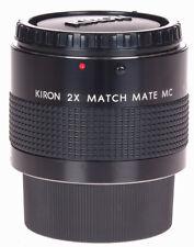 Yashica - Contax Kiron 2X Match Mate MC  Teleconverter - Excellent +