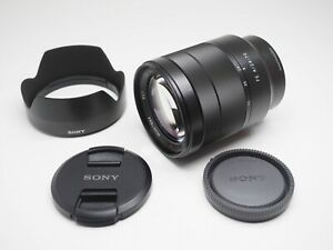 Sony Zeiss Vario-Tessar FE 24-70mm f/4 F4 ZA OSS T*  For E Mount A7, A7II, A7III