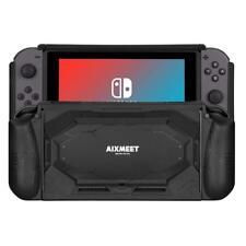 AIXMEET Ultimate Nintendo Switch Detachable Case Black