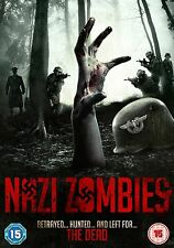 Nazi Zombies DVD Region 2 Horror *New and Sealed*