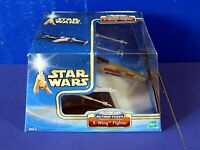 STAR WARS Micro Machines Action Fleet X-WING FIGHTER ~ 2002 Hasbro * RARE * NEW