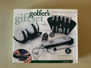 GOLF GIFT SET  - PITCHFORK AND BALL MARKERS