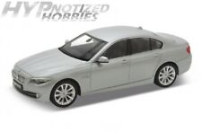 WELLY 1:24 BMW 535I DIE-CAST GREY 24026-4D N/B