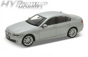 WELLY 1:24 BMW 535I DIE-CAST GREY 24026 N/B