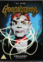Goosebumps - Chillogy - Seasons 3+4 - Brand New & Sealed