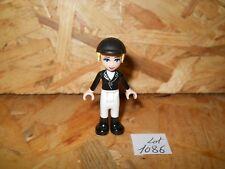 #1086# LEGO FRIENDS FIGURINE MINIFIGURE PERSONNAGE KATHARINA set 3189