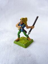 D&D - WARHAMMER - CITADEL - Haut Elfe avec lance