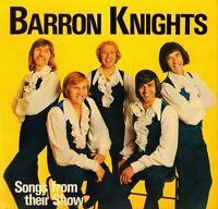 BARRON KNIGHTS songs from their show MTA 1001 uk tavern records LP PS EX/EX