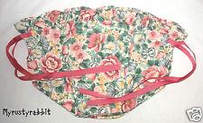 Longaberger 1993 Mother's Day Basket Fabric Liner ~ 93 Mother Mom ~