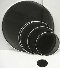 Mesh drum head.set to suit jazz kits.20 10 12 14 14. Sp deal free shipping