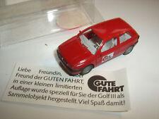 """Wiking :Volkswagen (15) VW Golf III GTI """"Gute Fahrt"""" (GK55)"""