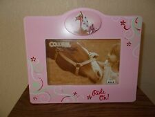 Trail of Painted Ponies COWGIRL CADILLAC PHOTO FRAME FREE FAST SHIP!