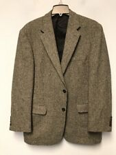Andrew Fezza Men's Suit Blazer Jacket Camel Hair Sport Coat 42R 2 Button