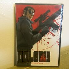 Golgo 13 collection 2 / DVD set NEW
