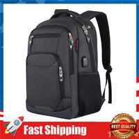 15.6 in Laptop Backpack,Business Travel Slim Durable Anti Theft Laptops Backpack