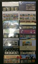Collection 14 Presentation Packs Royal Mail Mint Stamps Lot 4
