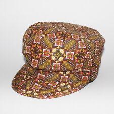 GAGA Military Hat native tribal ethnic bohemian hippie polynesian street wear