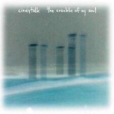 Cindytalk - The Crackle Of My Soul (CD)
