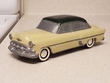 """1953 Chevrolet """"210"""" true promo car BANK Banthrico G.M. 53 Chevy VERY RARE!"""