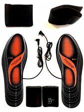 Thermrup Beheizbare Einlegesohlen Schuhheizung Batteriebetrieb 2 Warmstufen