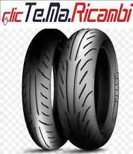 PNEUMATICI 120 70 15S 130 80 15P MICHELIN POWER PURE APRILIA SPORTCITY 125 200