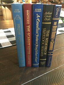 Readers Digest The Worlds Best Reading Lot of 5 Hardcover Classics