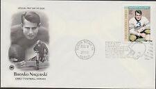 US FDC 2003 Bronko Nagurski Early Football Star Unaddressed Cacheted by PCS! |