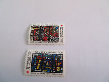 TIMBRES FRANCE NEUFS  CROIX ROUGE nr 2175/76**