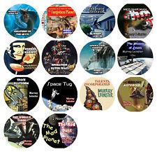 MURRAY LEINSTER Lot of 14 / Mp3 (READ) CD Audiobooks / Med Ship Man