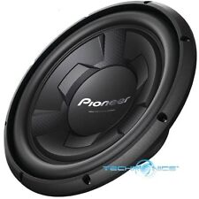 "PIONEER TS-W126M 1300W MAX 12"" SINGLE VOICE COIL 4 OHM CAR SUBWOOFER"