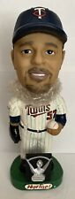 2005 MINNESOTA TWINS JOHAN SANTANA Cy young Plaque SGA BOBBLEHEAD Mint In Box