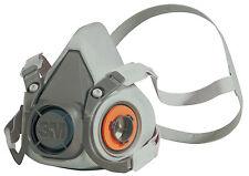 3M 6200 Halbmaske Größe M Maskenkörper Serie 6000