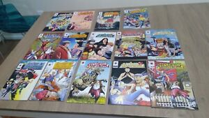 Archer and Armstrong - 9.0+ - Valiant - 1992 14 book lot, see details
