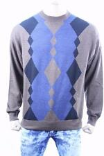 Authentic Robert Talbot Men's crew neck wool sweater US XL