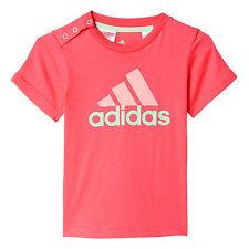 adidas Mädchen-T-Shirts & -Tops aus 100% Baumwolle